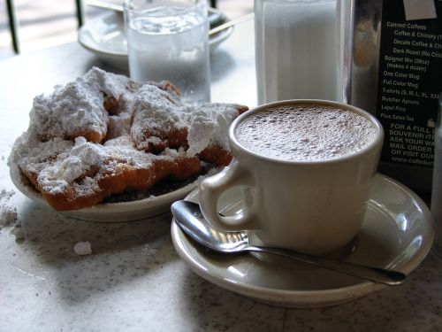 cafe du monde new orleans french quarter