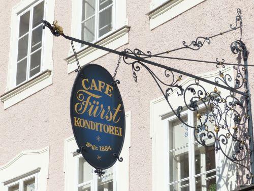 cafe prince pastry shop salzburg