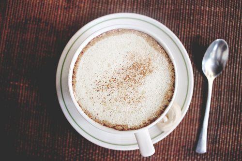 caffeine cappuccino coffee