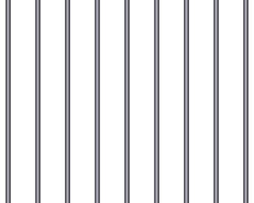 cage bars cell