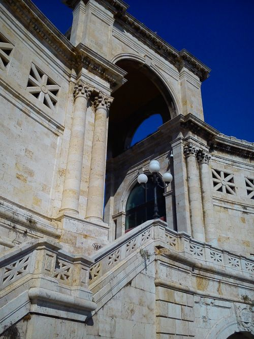 cagliari arc building