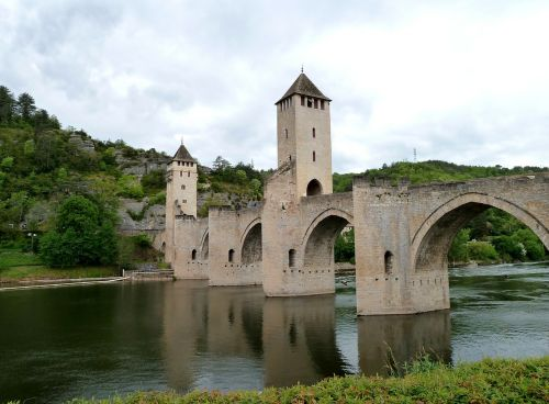 cahors france bridge