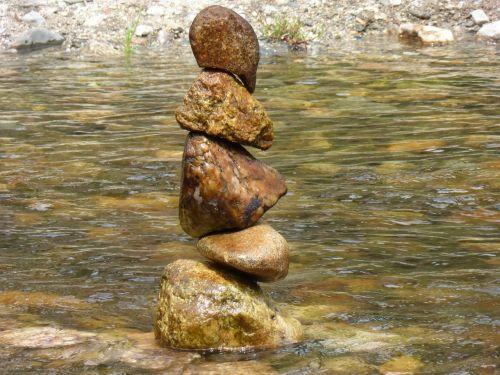 cairn river summer