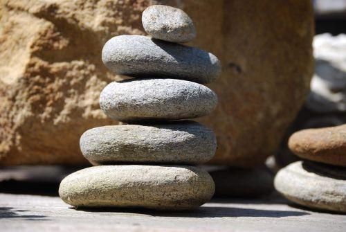 cairn stones balance