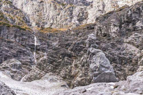 cairn stones rock