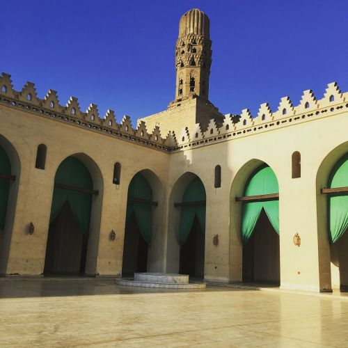 cairo azhar mosque