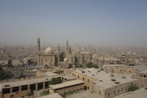 cairo  egypt  historical