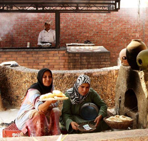 cairo darfour bread