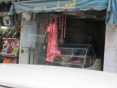 Cairo Butcher Shop 2