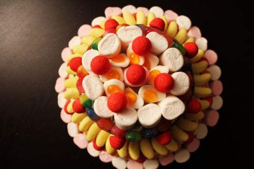 cake candy candy cake