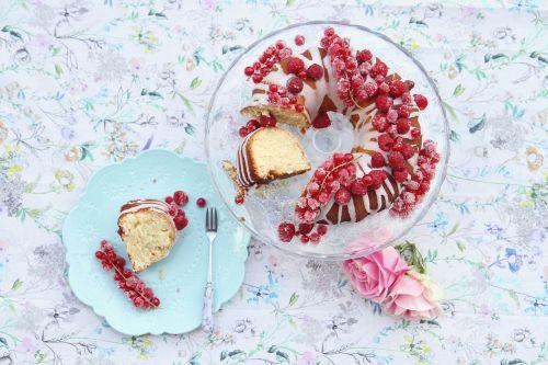 cake food berries