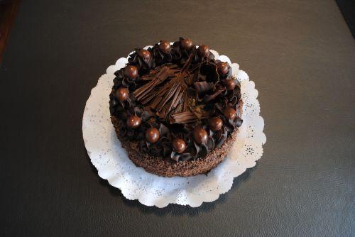 cake black rico