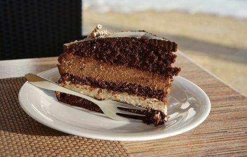 cake chocolate cake cafe