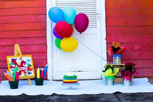 cake scenario party