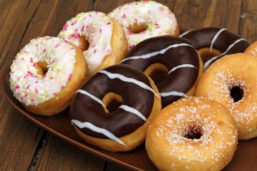 cake donut donuts