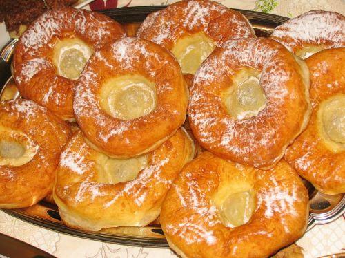 cake donut dessert
