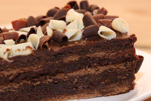 cake  chocolate cake  macro
