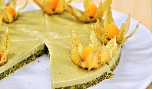 cake  cheesecake  lime