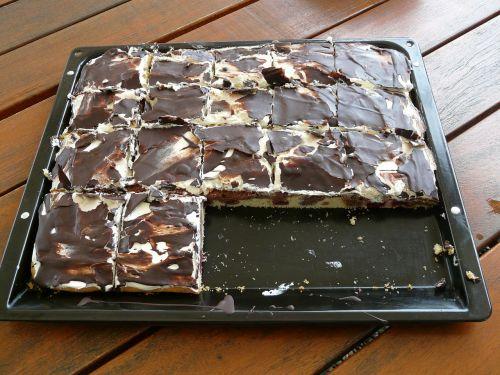 cake kuchenblech danube waves