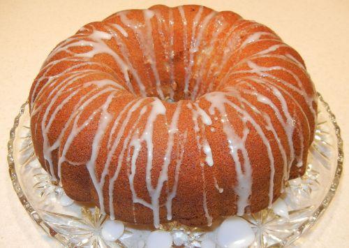 cake citrus cake confectioner sugar