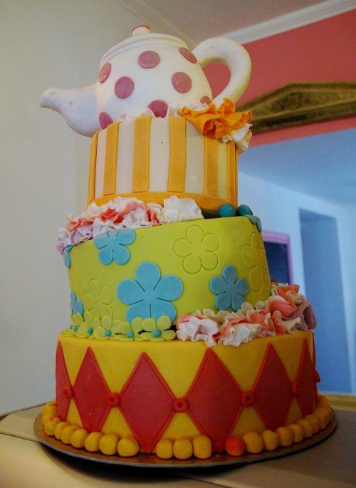 cake confectioner's decoration