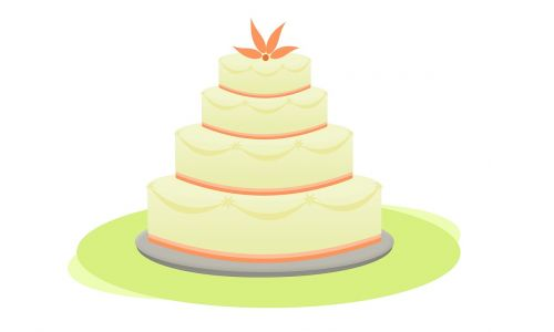 cake wedding dessert