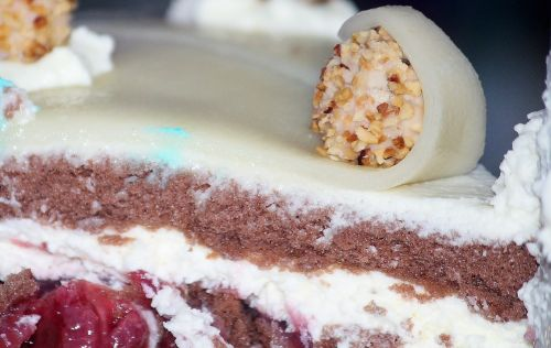 cake wedding cake marzipan