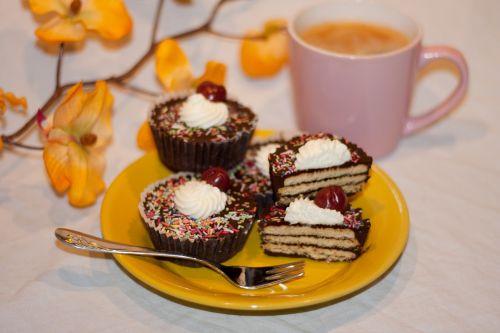 cake tart pastries