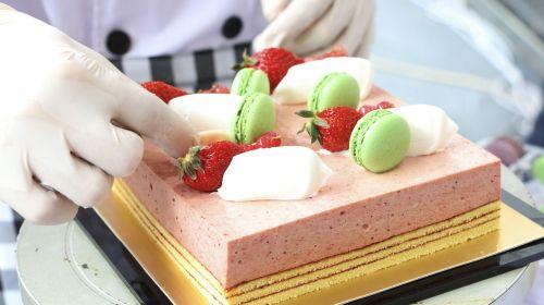 cake baker dessert gourmet