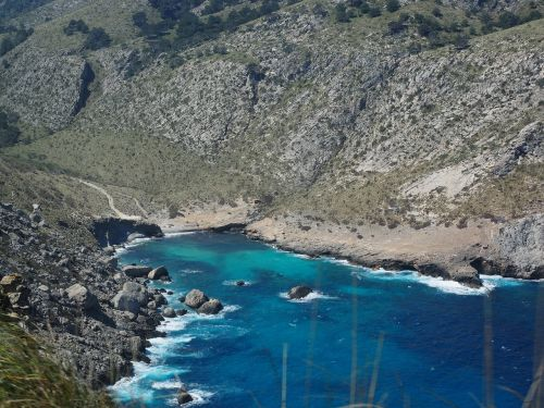 cala figuera booked cap formentor