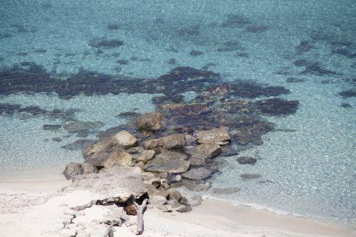 calabria landscape sea