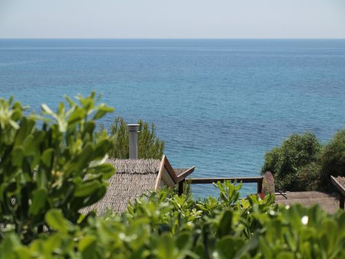 calabria sea village
