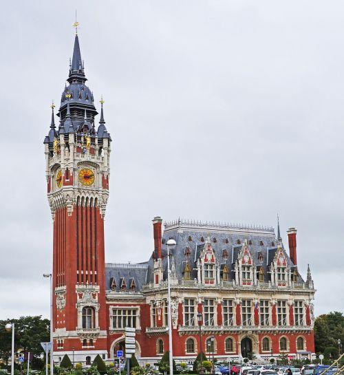calais town hall france