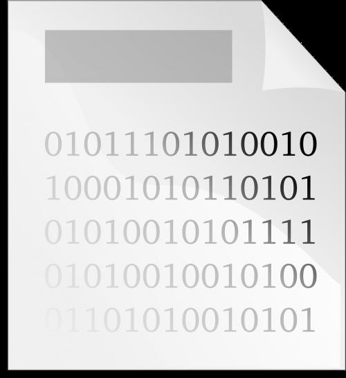 calculation binary computer