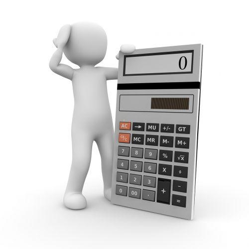 calculator mathematics task