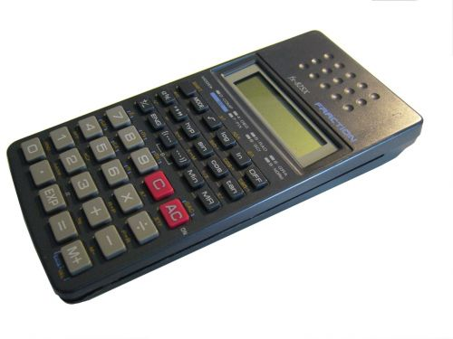 calculator training school