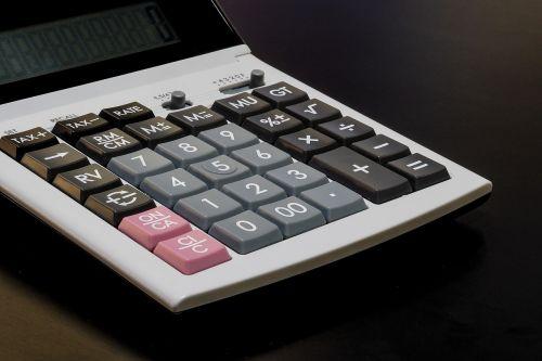 calculator calculation account