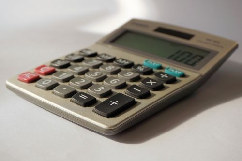 calculator count how to calculate