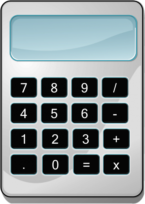 calculator calculate numbers