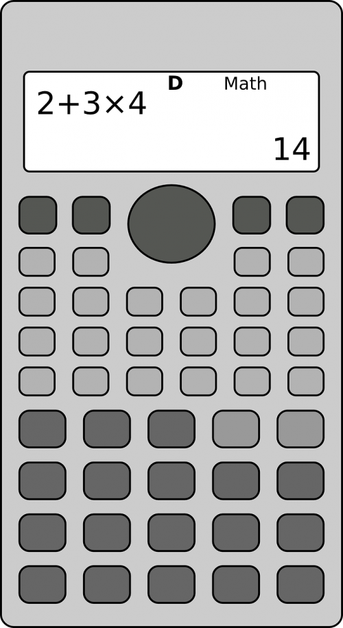 calculator mathematics maths