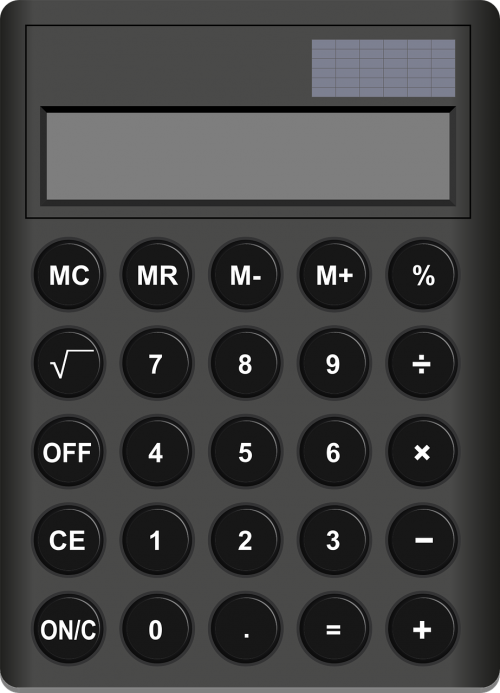 calculator pay mathematics