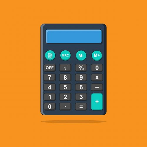 calculator icon accounting