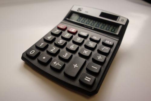 calculator account office