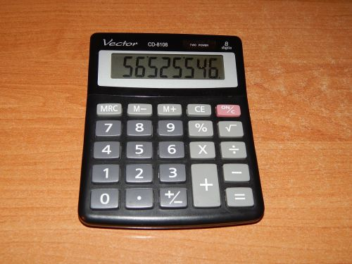 calculator counting the number of