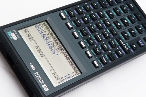 calculator hp48 engineering