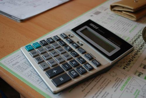 calculator count mathematics