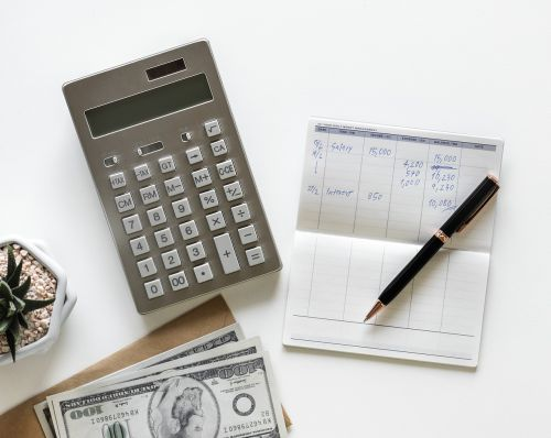 calculator paper business
