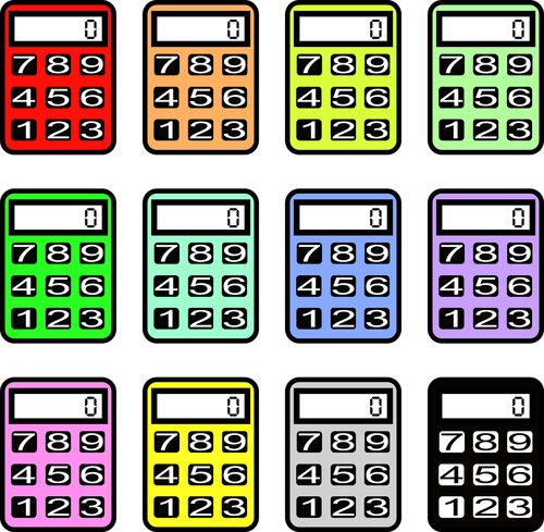 calculator  figure  accounting