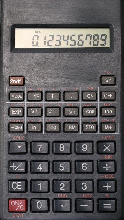 calculator  keyboard  office