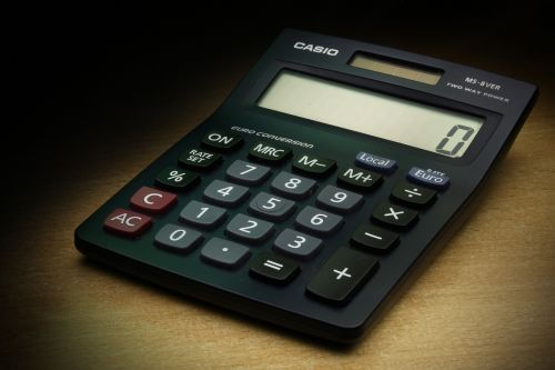 calculator the calculation of casio